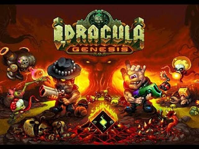 Le top-down-shooter I, Dracula Genesis arrivera bien sur iOS si… (trailer)