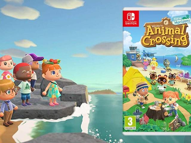 Nintendo Switch : le jeu Animal Crossing New Horizons en promotion