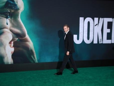 """Joker"" en tête des nominations aux Bafta, jugés trop blancs"