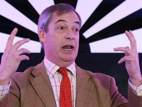 Brexit - Nigel Farage veut organiser une grande fête pour célébrer la sortie du Royaume-Uni de l'UE