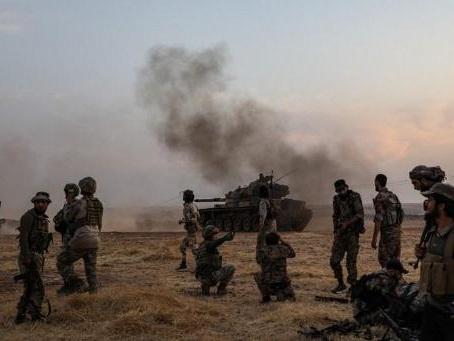 Un soldat turc tué par des obus tirés depuis Minbej, deux civils tués en Turquie