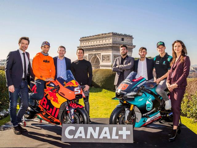 MotoGP : suivre la saison 2019 à la TV