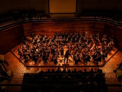 """Un """"orchestre d'intégration"""" pour les migrants du Venezuela en Colombie"""