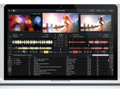 Cross DJ : logiciel gratuit pour les DJs amateurs