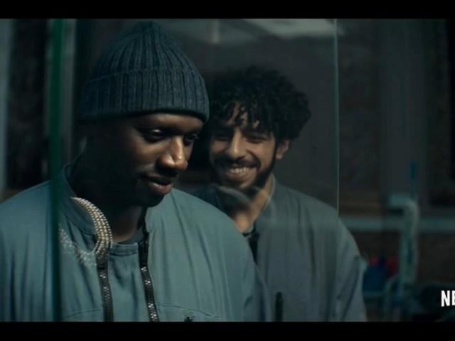 """La série """"Lupin"""" avec Omar Sy bat tous les records sur Netflix"""