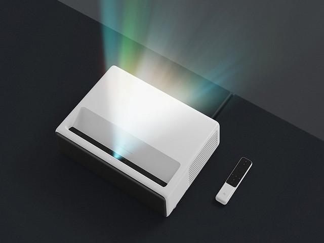 Bon plan : le vidéoprojecteur Xiaomi Mi Laser à 828,10€ au lieu de 1590€
