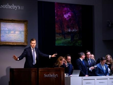 Les grandes ventes de New York chez Sotheby's sans public, une première