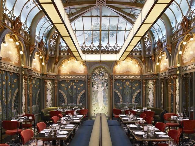 Adresse : Le plus beau restaurant historique du monde est à Paris