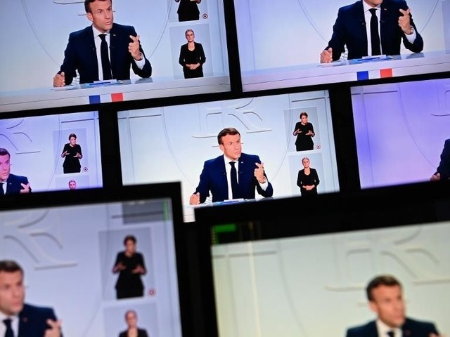 Couvre-feu, tests, aides... les principales annonces d'Emmanuel Macron