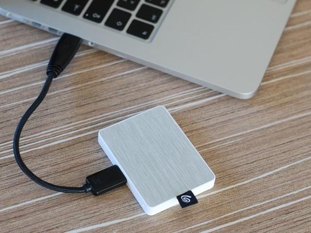 Test : Seagate One Touch SSD 1 To : un joli minois pour un SSD externe qui remplit son office