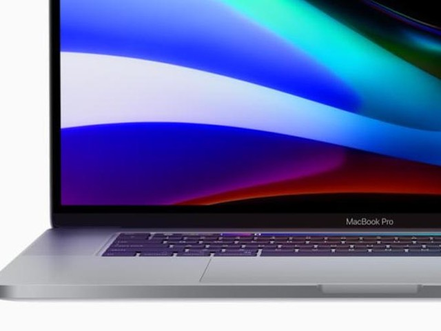 Jusqu'à 9% de remise sur le MacBook Pro 16''