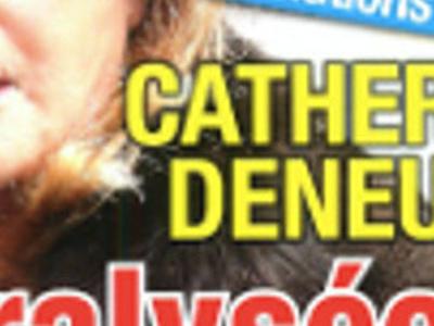 Catherine Deneuve, malaise, le miracle de Noël