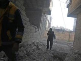 """Conflit en Syrie - """"Sans le soutien de la Russie à la Syrie, ces morts n'auraient pas eu lieu"""""""