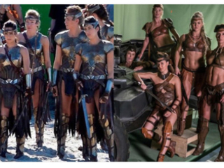 Le monde vu à travers les abdos chez Zack Snyder