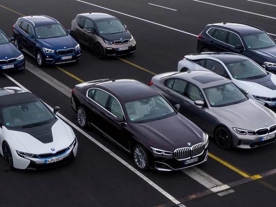 BMW : vers une baisse de 20% des émissions de CO2 en Europe en 2020