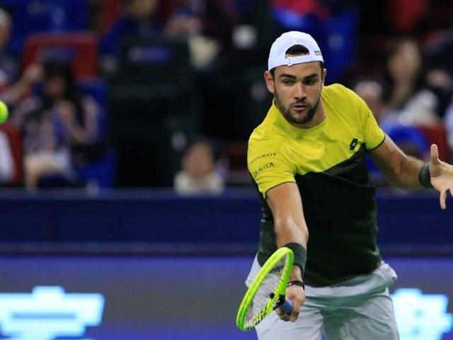Classement ATP: Berrettini dans le Top 10, Monfils s'en approche