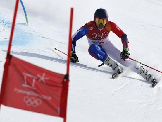 JO 2018 - Ski alpin (H) - Mathieu Faivre après le slalom géant : «Une grosse claque»