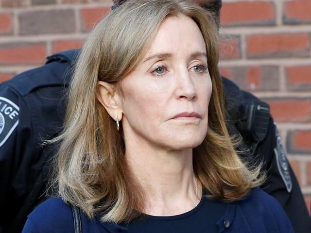 Felicity Huffman est sortie de prison