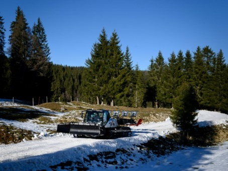 JOJ-2020: la neige manque mais les organisateurs restent confiants