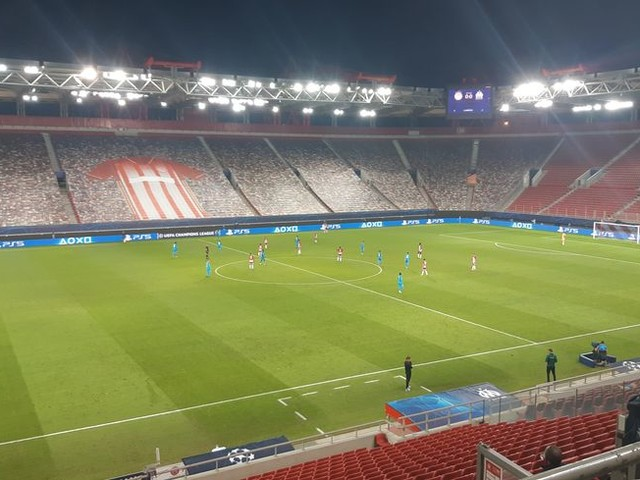 L'OM s'incline (1-0) en fin de match à l'Olympiacos