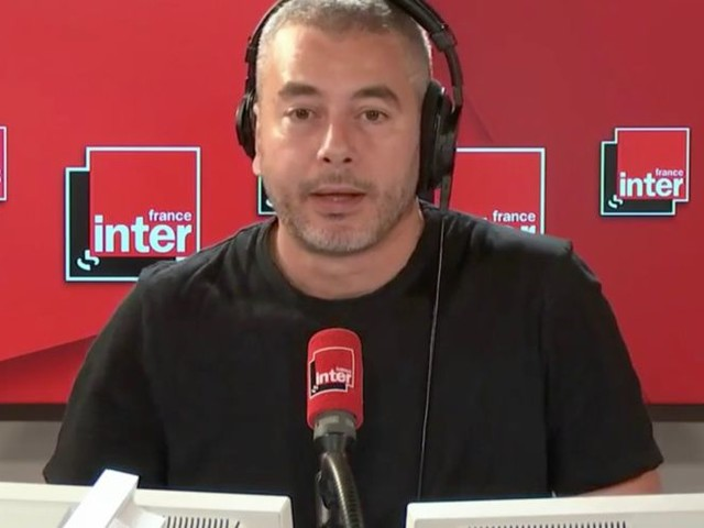 Le message de soutien de Léa Salamé à Nicolas Demorand (VIDEO)