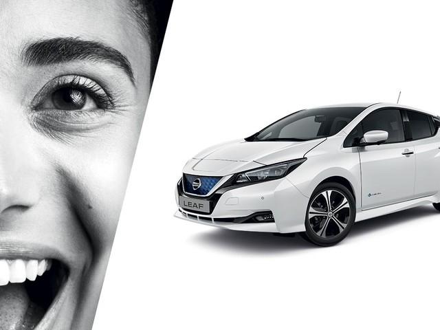 Votre Nouvelle Nissan Leaf est disponible à partir de 299€/mois