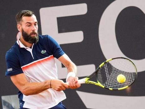 ATP: Paire et Pouille en demi-finales à Metz