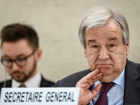 """Guterres: s'unir face au changement climatique, ou """"nous sommes perdus"""""""