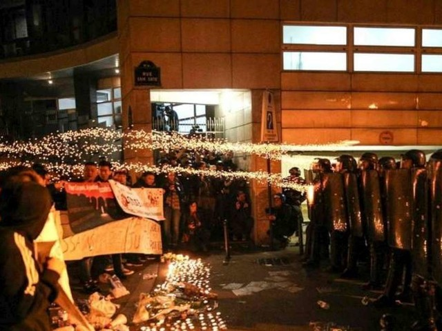 Père de famille chinois tué par un policier à Paris : les juges ordonnent un non-lieu