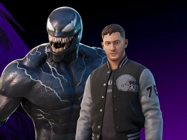 Fortnite: Venom et Tom Hardy sont de la partie pour la promo de Carnage