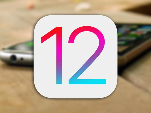 iOS 12 : la troisième bêta publique est disponible au téléchargement