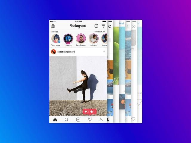 Comment télécharger facilement des photos sur Instagram?