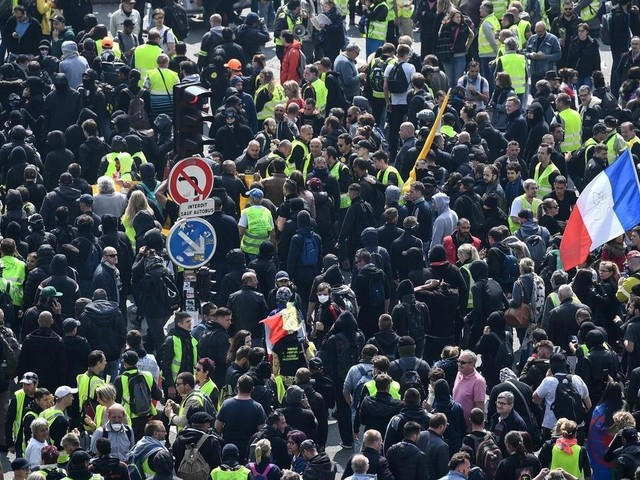 Un 1er mai syndical encore sous Covid-19, mais à nouveau dans la rue