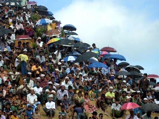 Bangladesh: des réfugiés rohingyas acceptent de partir sur une île isolée
