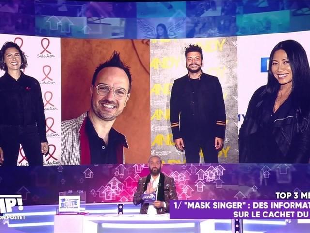VIDEO. Masked Singer : Kev Adams payé trois fois plus qu'Anggun, Jarry et Alessandra Sublet ?