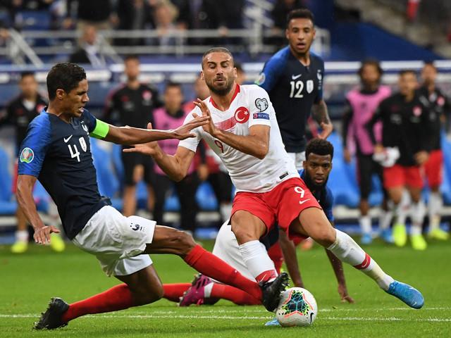 La France et la Turquie qualifiées pour l'Euro-2020