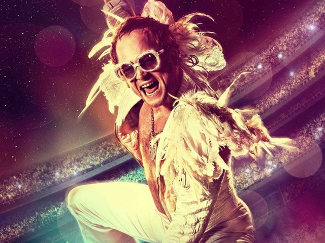 Rocketman- Dexter Fletcher