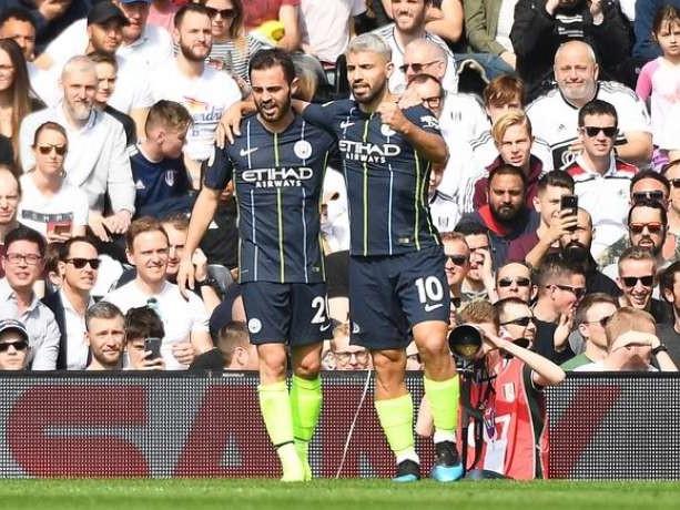 Premier League : Manchester City défait Fulham et reprend la tête du championnat
