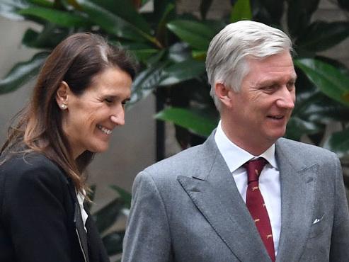 Palais royal ce matin: Sophie Wilmès a rencontré le Roi, d'autres responsables politiques suivent