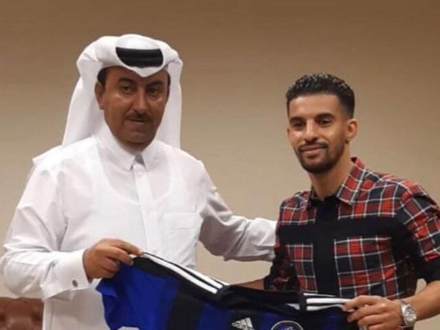 Mbark Boussoufa a trouvé un club au Qatar