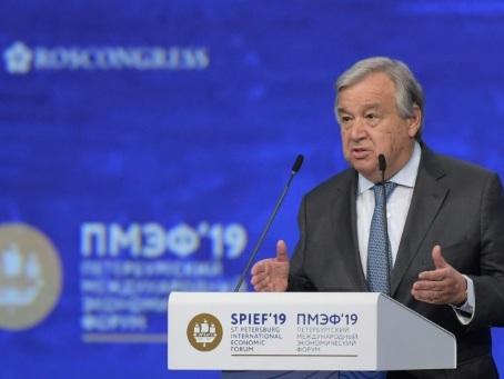 """L'ONU dénonce des """"discours de haine toujours plus virulents"""""""