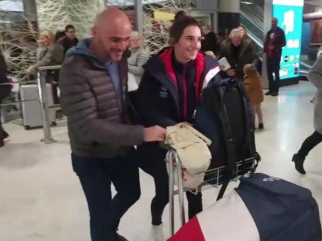 Lavelanet. De retour chez elle, Perrine Laffont fête son titre olympique aux Monts D'Olmes dimanche