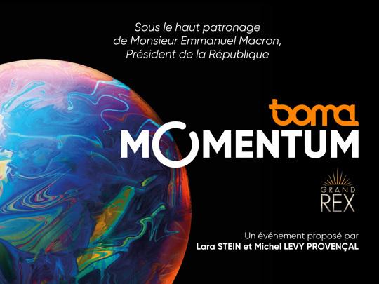 Boma Momentum, le 27 janvier au Grand Rex