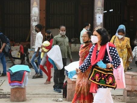 Coronavirus : l'Inde franchit le seuil des 7 millions de cas