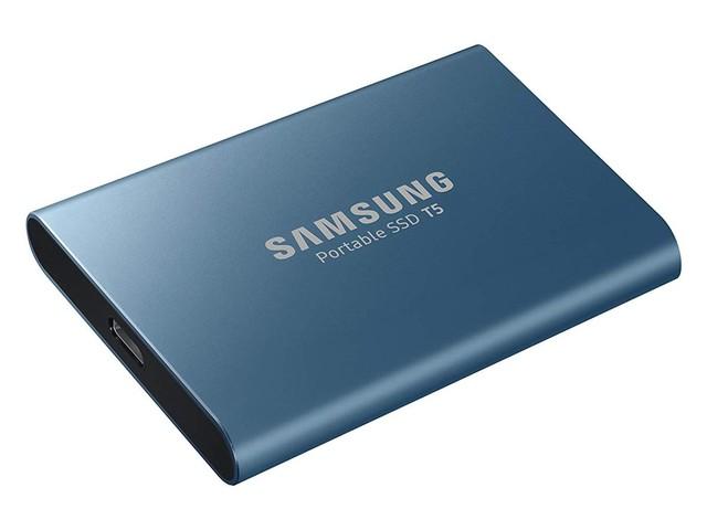 Le SSD externe Samsung T5 de 500 Go descend au prix inédit de 79 euros
