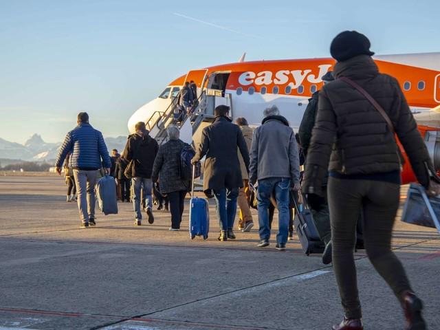 Aéroport : easyJet envisage toujours de s'implanter à Pau