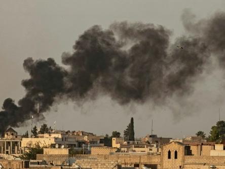 La Turquie lance son offensive contre les forces kurdes en Syrie