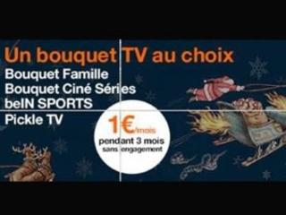 Internet Orange et Sosh : BeIN Sports et OCS à 1€/mois pour quelques jours encore