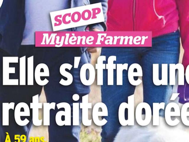 Mylène Farmer, retraite dorée, A 59 ans, elle change de vie avec Benoît (photo)