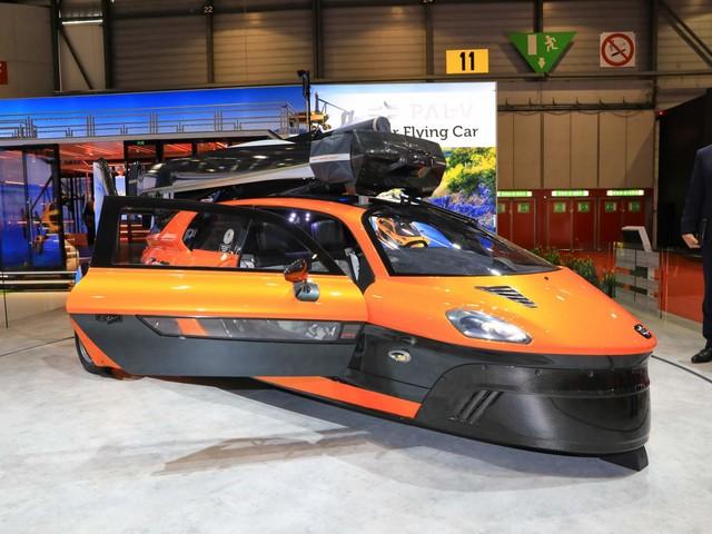 PAL-V Liberty : la première voiture volante est légale en Europe